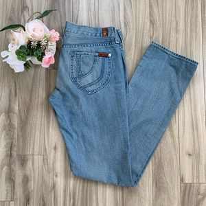 7 For All Mankind Patch Pocket Jeans size 29